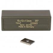 HM:15x12x1,5 T04F-CR