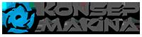Konsep Makina Logo